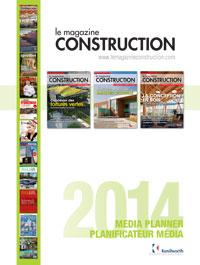 Construction Canada Media Planner
